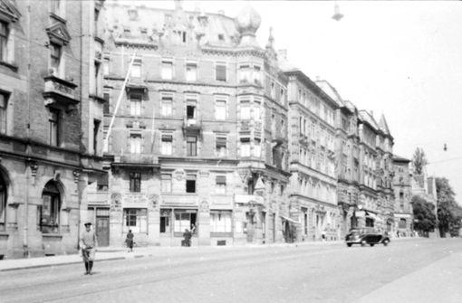 Eine der interessantesten Stuttgarter Straßen