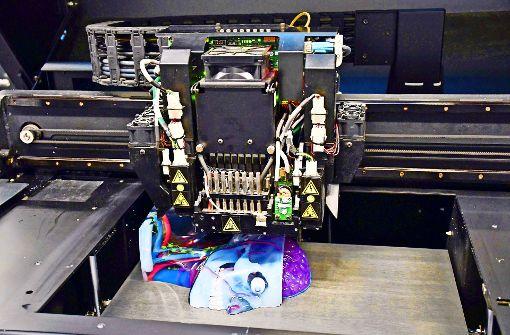 Der 3D-Druck erobert die Industrie