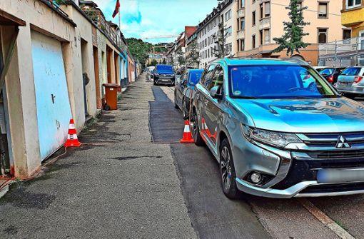 Stadt setzt Zeichen gegen wildes Laden von E-Autos