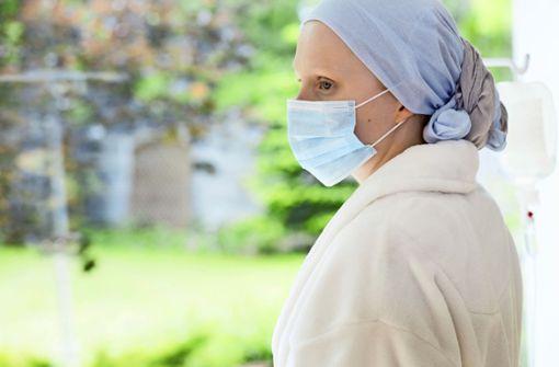 Wie sicher ist  die Impfung  für Krebskranke?