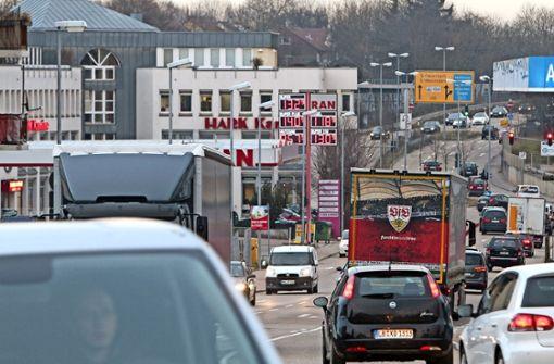 Was tun gegen den Dauerstau in Ditzingen?