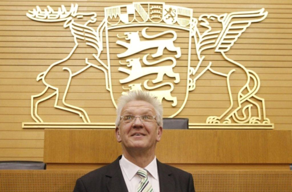 So ist es der Brauch: Nach dem Machtwechsel zur Regierung Kretschmann 2011 haben drei hohe politische Beamte  ihre Posten verloren. Jetzt wehren sie sich. Foto: dpa