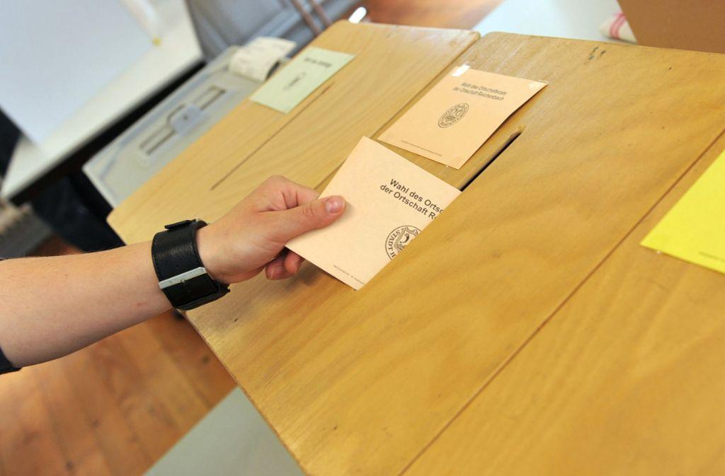 Wählen ab 16 ist nicht verfassungswidrig, so das Urteil des Bundesverwaltungsgerichts. Foto: dpa
