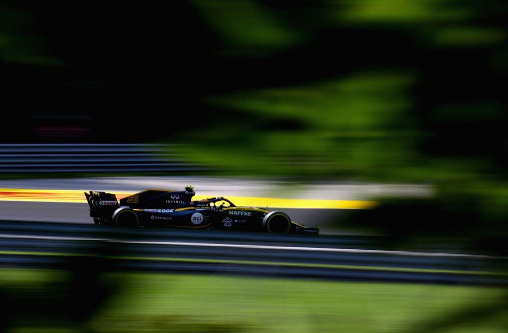 Nach dem Rennen im traumhaften Ungarn verabschiedet sich die Formel 1 in den Urlaub. Foto: Getty