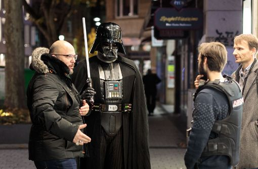 Darth Vader erobert das Delphi-Kino