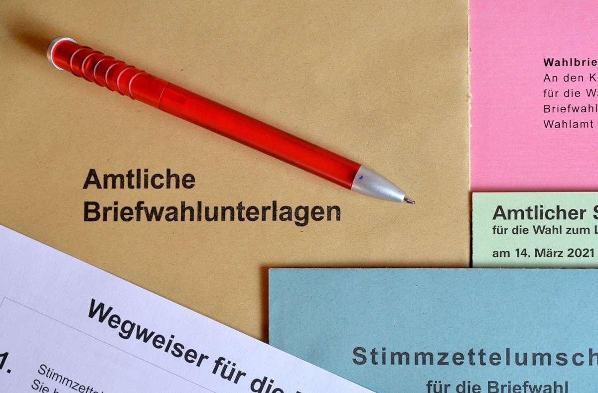 Der Anteil der Briefwähler nimmt seit Jahren zu. Wegen der Pandemie erreicht die Zahl der Anträge schon jetzt einen Rekordwert Foto: Eibner Foto: Eibner-Pressefoto/ Michael Weber/Weber/ Eibner-Pressefoto