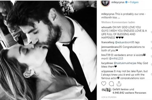 Gibt es ein Happy End für das Promi-Paar?