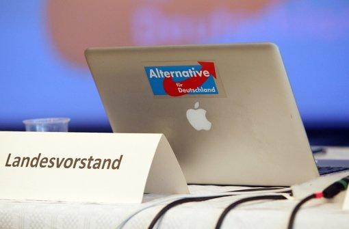 AfD-Spitze will Saar-Landeschef und Vize ausschließen