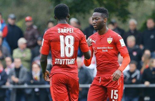 VfB Stuttgart besiegt den FSV Hollenbach
