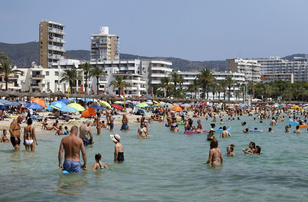Auf Mallorca ereignete sich eine Tragödie um einen deutschen Touristen. Foto: dpa