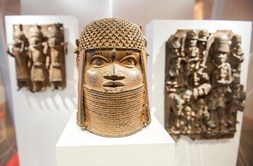 Rückgabe der Benin-Bronzen  wird wahrscheinlicher