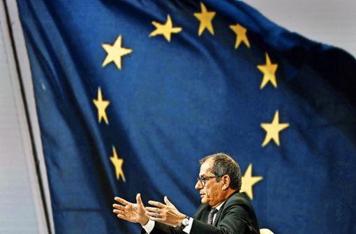 Italien im Teufelskreis