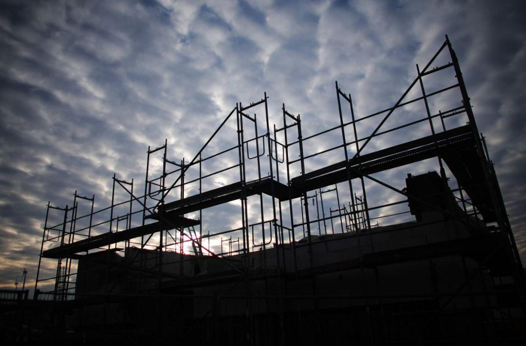 Bauherren, die Kunde  der Kreissparkasse Böblingen sind, können mit einer Gebühren-Rückerstattung rechnen. Foto: dpa