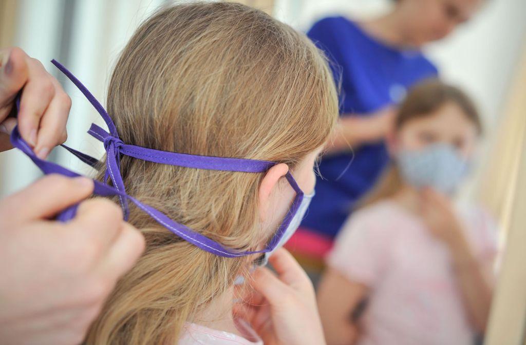 Bei Kindern verlaufen Infektionen als als bei Erwachsenen (Symbolbild). Foto: Lichtgut/Max Kovalenko