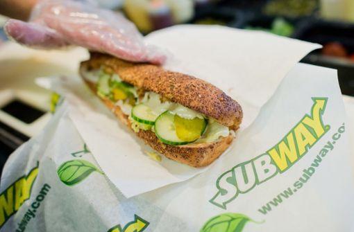 Labor findet keinen Thunfisch im Subway Tuna-Sub
