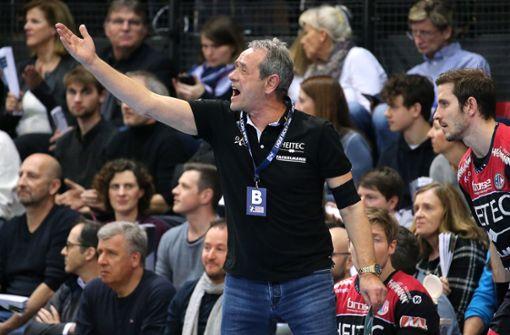 Rolf Brack kehrt auf die Trainerbank zurück
