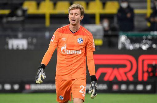 Zuversicht bei Schalke-Torhüter Frederik Rönnow