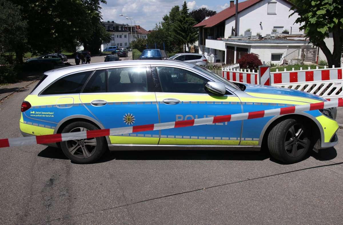 In Allmersbach im Tal sind eine Mutter und ihre Tochter tot in ihrer Wohnung aufgefunden worden. Foto: 7aktuell.de/Kevin Lermer/7aktuell.de   Kevin Lermer