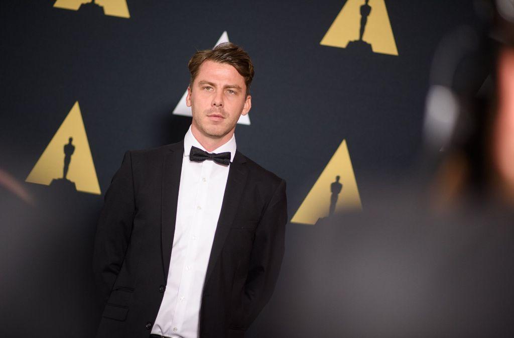Johannes Preuss von der Filmakademie Baden-Württemberg hat den Studenten-Oscar in Gold bekommen. Foto: AMPAS/Oscars.org