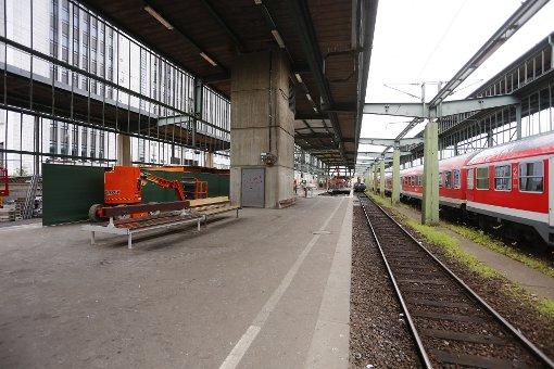 Längere Wege für Bahnreisende