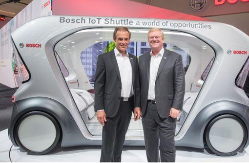 Die Baustellen des neuen Bosch-Chefs