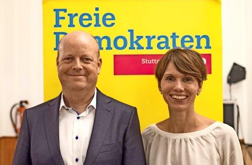 Die Stuttgarter Liberalen wähnen sich im Aufwind