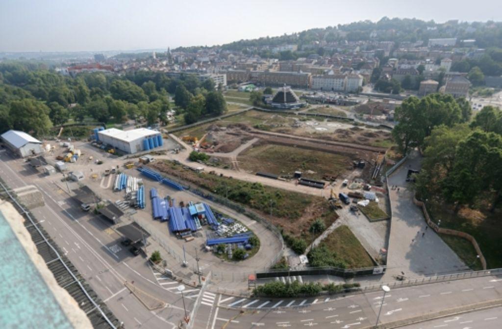 Die Anlage für das Grundwassermanagement muss erweitert werden. Foto: Achim Zweygarth