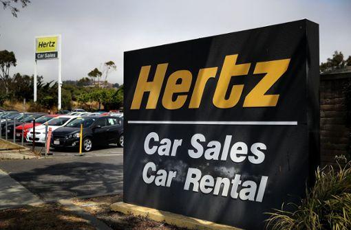 Hertz meldet in den USA und in Kanada Insolvenz an