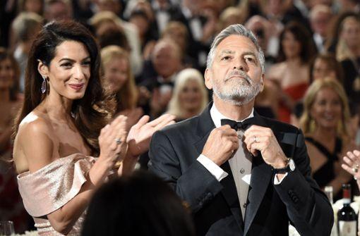 George Clooney erhält Preis für sein Lebenswerk