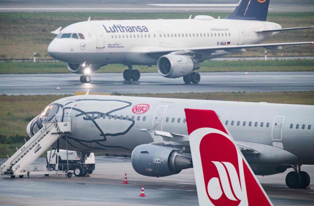 Niki Insolvenz Flüge In Stuttgart Gestrichen Stuttgart