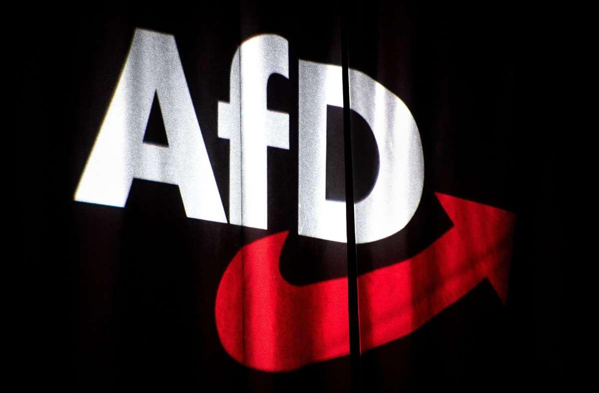 Rechtsextremistischen Verdachtsfall – so stuft das Bundesamt für Verfassungsschutz die AfD ein. Foto: dpa/Sina Schuldt