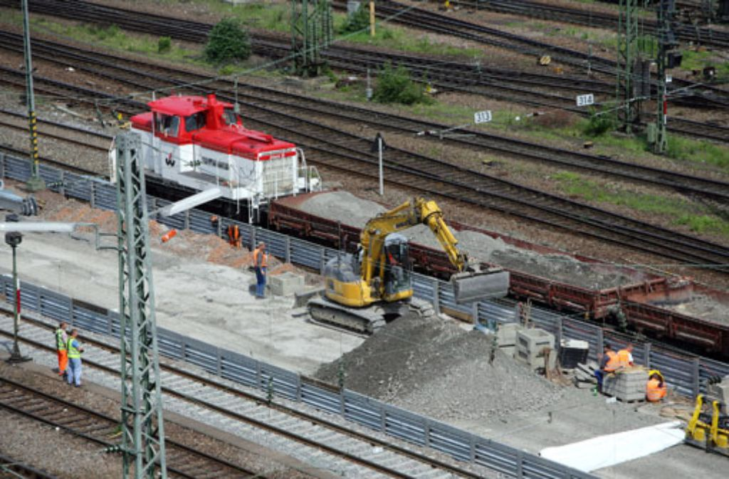 Die Briefaktion des Stuttgarters Stefan Cramer hat sich gegen Firmen gerichtet, die am Bau von Stuttgart 21 beteiligt sind. Eine davon hat den Absender angezeigt. Foto: Zweygarth