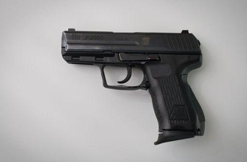 85 Prozent aller Handfeuerwaffen in Privatbesitz