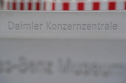 Daimler-Mitarbeiter: Wir haben schon einiges erlebt