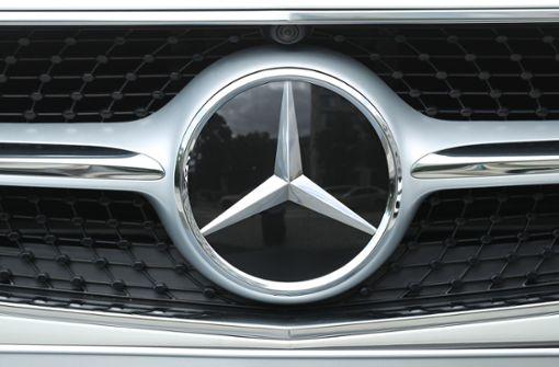 Daimler verzeichnet kräftiges Plus bei Transporterabsatz