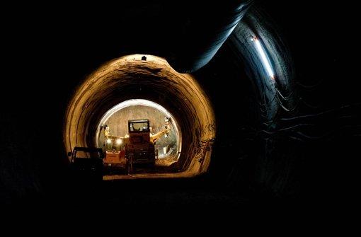 Der Tunnelbau in Wangen ist zu laut. Foto: Lichtgut/Volker Hoschek