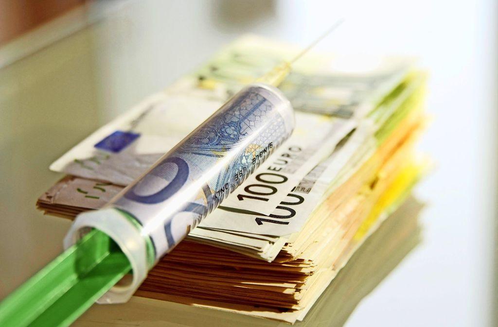 Finanzspritze für die Bezirksbeiräte: Künftig  stehen den Lokalpolitikern pro Jahr insgesamt 1,31 Millionen Euro zur Verfügung. Foto: Archiv