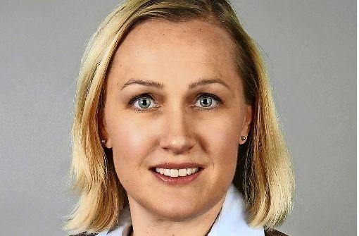 Marjoke Breuning  neue IHK-Präsidentin