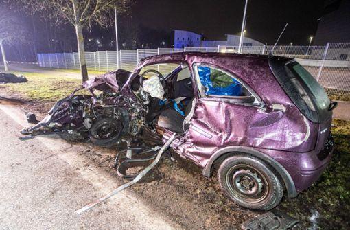 43-Jähriger nach Unfall eingeklemmt und gestorben