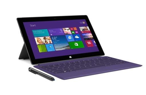 Das Surface 2 soll Windows 8-Tablets zum Durchbruch verhelfen