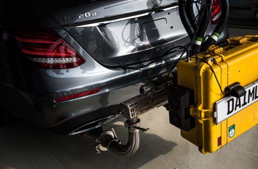 Europarichter sollen  Diesel-Fragen klären
