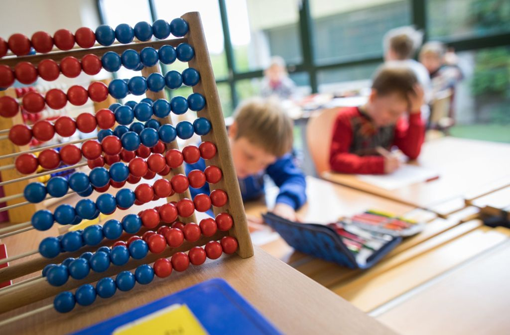 In Leinfelden-Echterdingen fehlt es laut einer Hochrechnung bis 2030 an 18 Klassenräumen. Foto: dpa