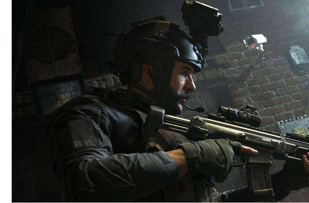 """""""Call of Duty: Modern Warfare"""" wird von vielen Gamern mit Spannung erwartet. Foto: Activision"""