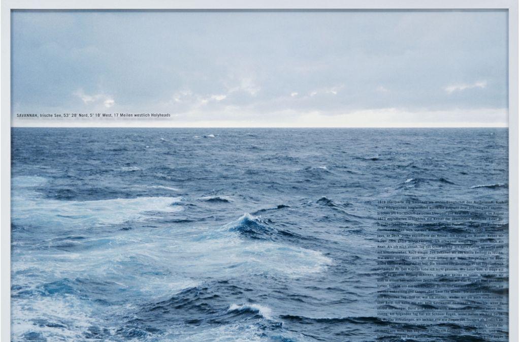 """Sven Johne: Aufnahme aus der Serie """"Ship Cancellation"""" Foto: © Sven Johne VG Bild-Kunst Bonn, 2016"""