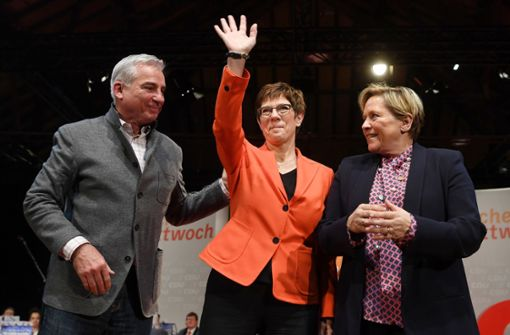Die Festlegung der Südwest-CDU auf Merz ist riskant