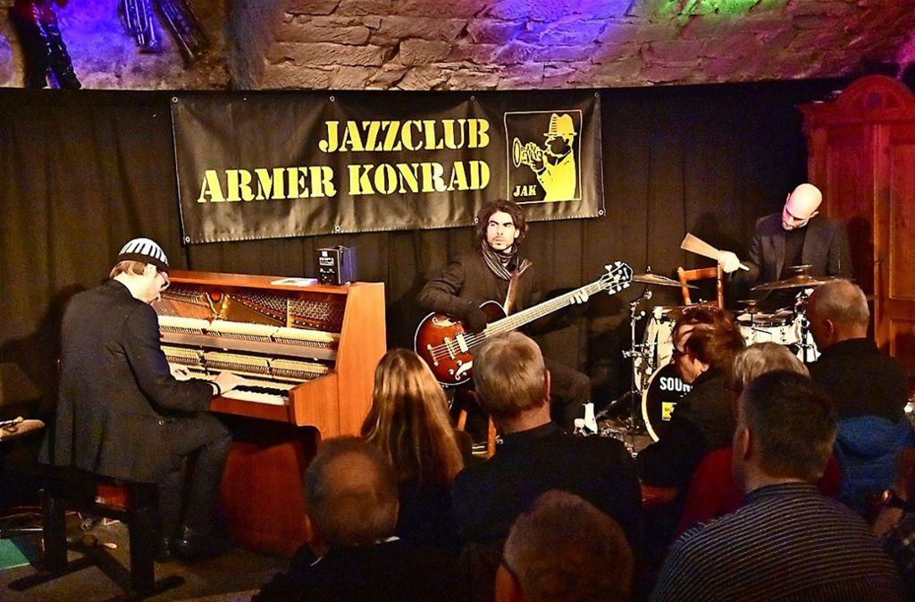 Wenn es in Weinstadt um Musik geht, mischt der Jazzclub Armer Konrad  mit. Foto: Luz Weber