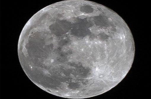 Tutorial: Mondfotografie
