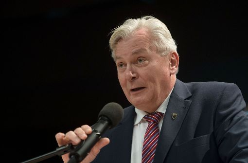 Bernd Gögel ist neuer AfD-Fraktionschef