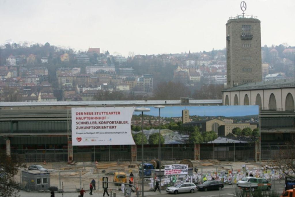 Die Kosten für den Umbau des Hauptbahnhofs wurden wieder überprüft. Foto: Zweygarth