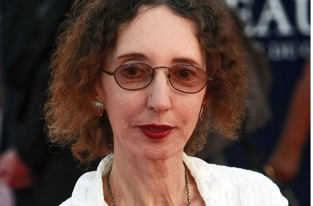 """Die US-Autorin Joyce Carol Oates hat mit """"Der Mann ohne Schatten"""" einen spektaktulären Liebesroman geschrieben. Foto: dpa"""